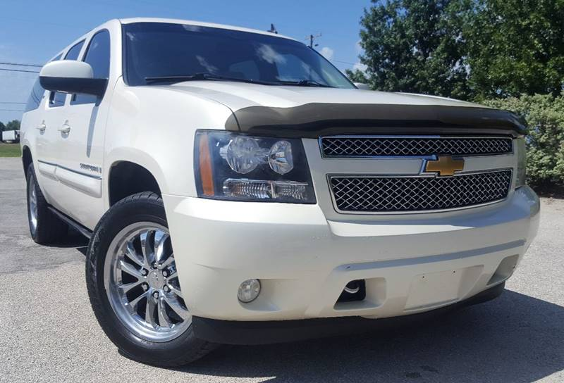 2008 Chevrolet Suburban for sale at ULTIMATE MACHINE in Arlington TX