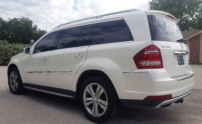 2011 Mercedes-Benz GL-Class for sale at ULTIMATE MACHINE in Arlington TX