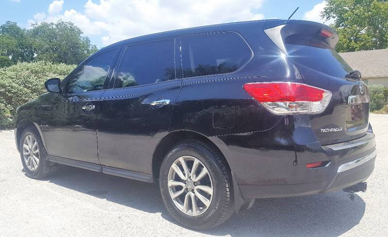2014 Nissan Pathfinder for sale at ULTIMATE MACHINE in Arlington TX
