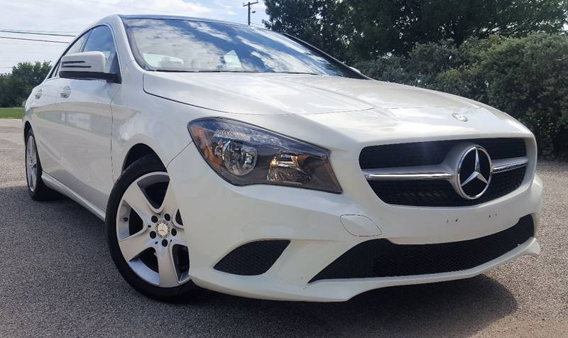 2015 Mercedes-Benz CLA for sale at ULTIMATE MACHINE in Arlington TX