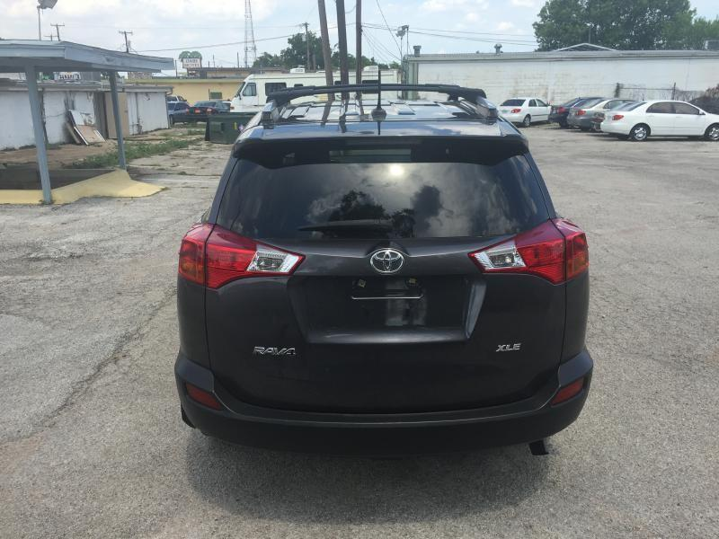 2014 Toyota RAV4 for sale at ULTIMATE MACHINE in Arlington TX