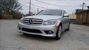 2008 Mercedes-Benz C-Class for sale at ULTIMATE MACHINE in Arlington TX