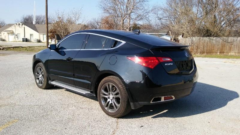 2010 Acura ZDX SH-AWD w/Tech In Arlington TX - ULTIMATE MACHINE