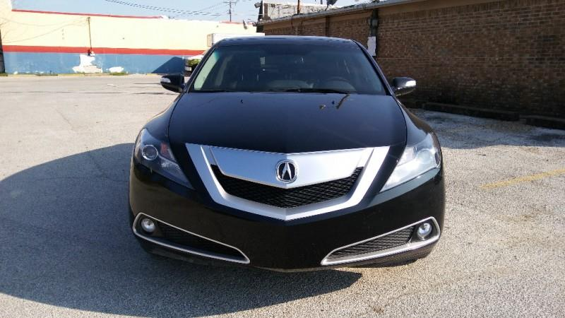 2010 Acura ZDX for sale at ULTIMATE MACHINE in Arlington TX