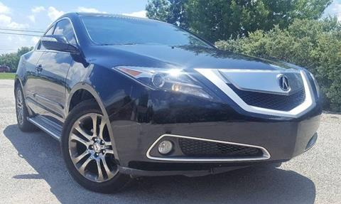 2010 Acura ZDX for sale in Arlington, TX