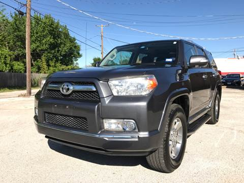 2011 Toyota 4Runner for sale at ULTIMATE MACHINE in Arlington TX