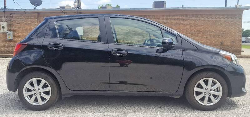 2016 Toyota Yaris for sale at ULTIMATE MACHINE in Arlington TX