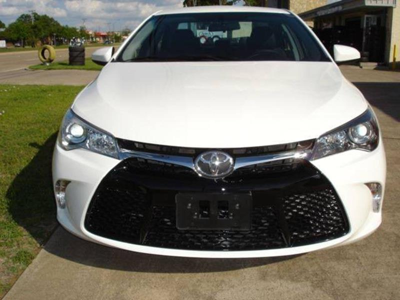 2017 Toyota Camry for sale at ULTIMATE MACHINE in Arlington TX