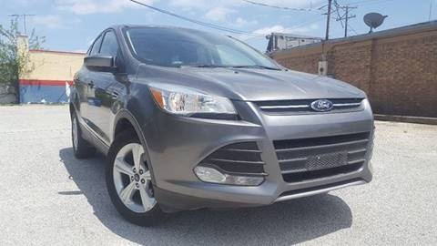 2013 Ford Escape for sale at ULTIMATE MACHINE in Arlington TX