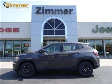 2017 Jeep Compass for sale in Florence, KY