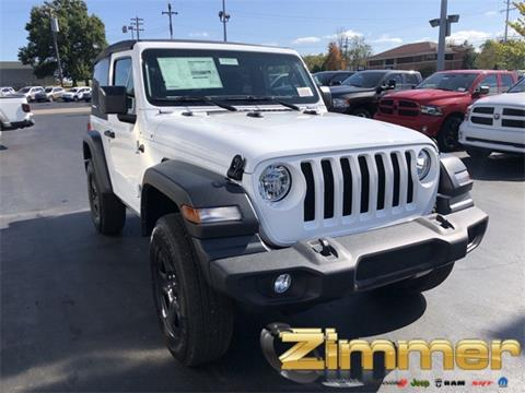 2020 Jeep Wrangler for sale in Florence, KY