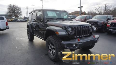 2020 Jeep Wrangler Unlimited for sale in Florence, KY