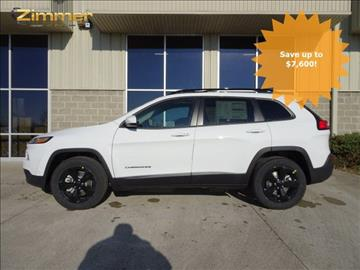 2017 Jeep Cherokee for sale in Florence, KY