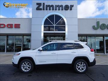 2014 Jeep Cherokee for sale in Florence, KY