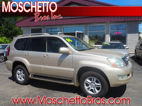 2006 Lexus GX 470 for sale at Moschetto Bros. Inc in Methuen MA
