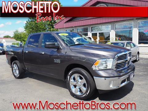 2015 RAM Ram Pickup 1500 for sale at Moschetto Bros. Inc in Methuen MA