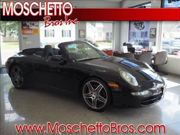 2008 Porsche 911 for sale at Moschetto Bros. Inc in Methuen MA
