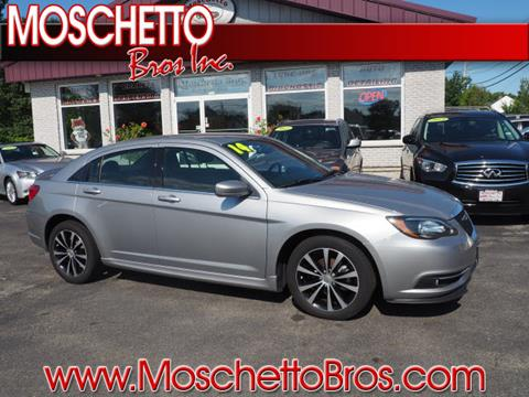 2014 Chrysler 200 for sale in Methuen, MA