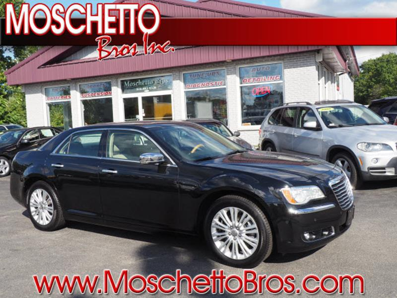 2014 Chrysler 300 for sale at Moschetto Bros. Inc in Methuen MA