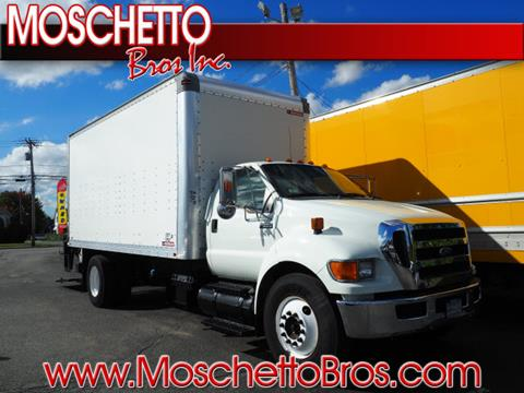 2011 Ford F-650 for sale at Moschetto Bros. Inc in Methuen MA
