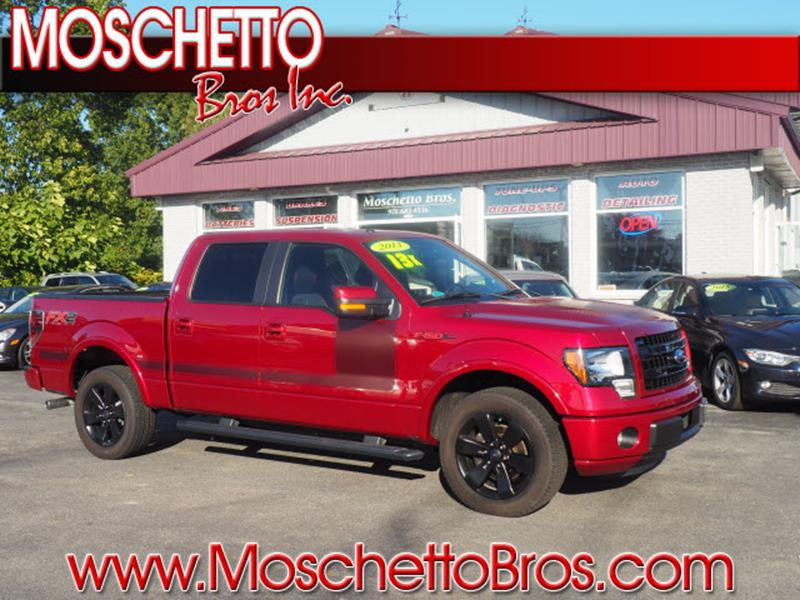 2013 ford f-150 fx2 in methuen ma - moschetto bros. inc