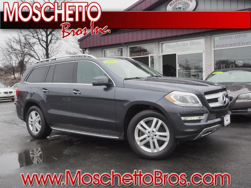 2014 Mercedes Benz GL Class For Sale At Moschetto Bros. Inc In Methuen