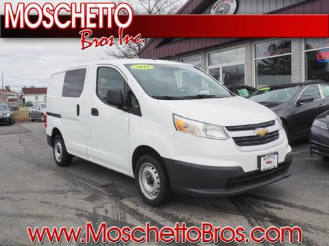 2016 Chevrolet City Express Cargo for sale in Methuen, MA