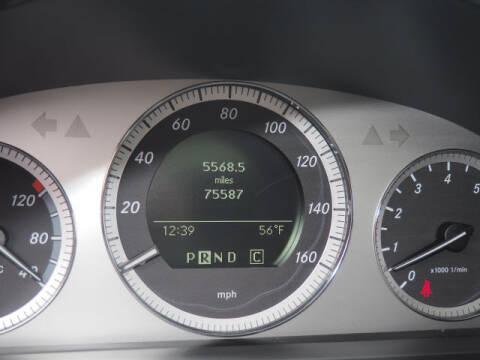 2010 Mercedes-Benz GLK