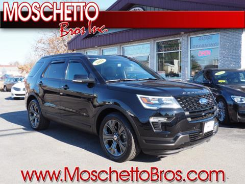 2018 Ford Explorer for sale in Methuen, MA
