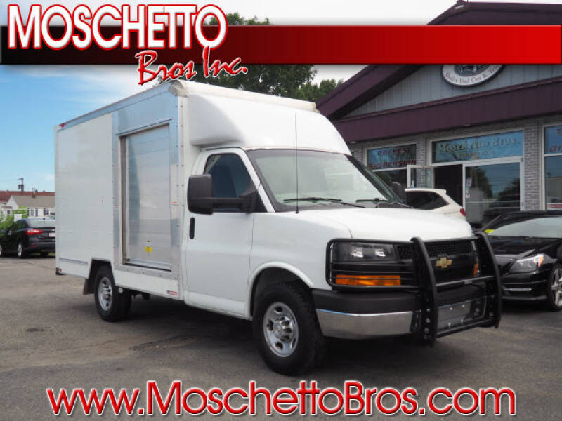 2018 Chevrolet Express Cutaway for sale at Moschetto Bros. Inc in Methuen MA