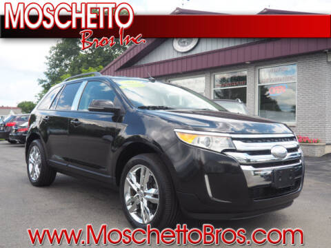 2013 Ford Edge for sale at Moschetto Bros. Inc in Methuen MA