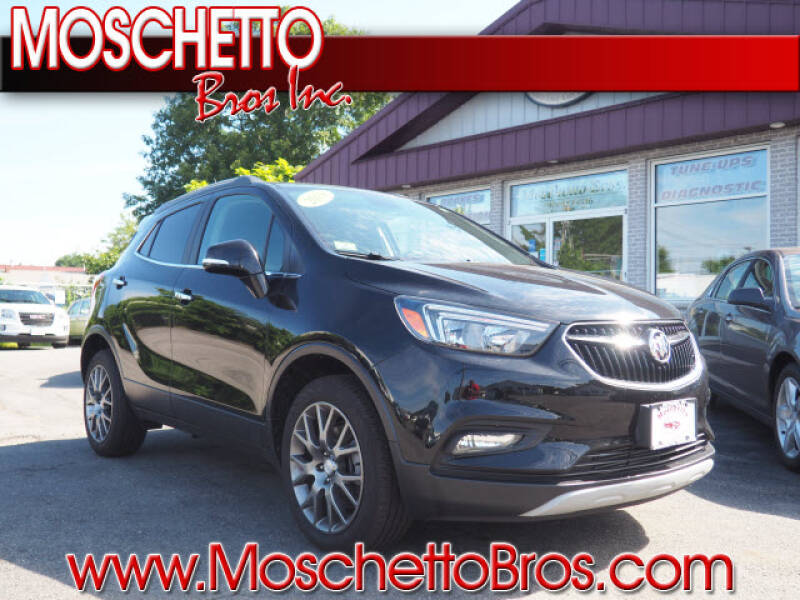 2019 Buick Encore for sale at Moschetto Bros. Inc in Methuen MA