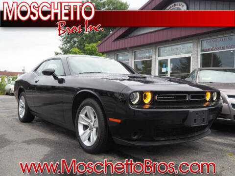 2018 Dodge Challenger for sale at Moschetto Bros. Inc in Methuen MA