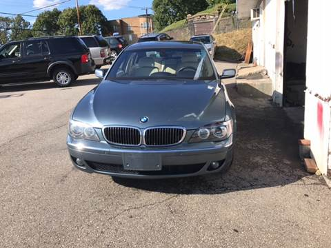 2007 BMW 7 Series for sale in Pittsburgh, PA