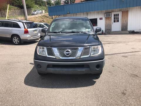 2005 Nissan Frontier for sale in Pittsburgh PA