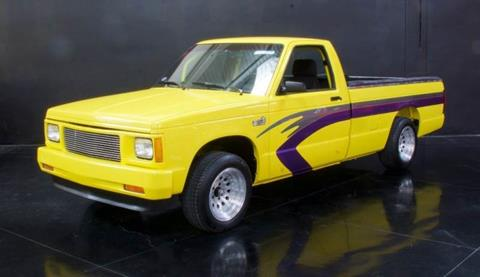 1982 GMC S-15 for sale in Milpitas, CA