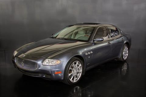 2006 Maserati Quattroporte for sale in Milpitas, CA