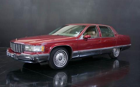 1994 Cadillac Fleetwood for sale in Milpitas, CA