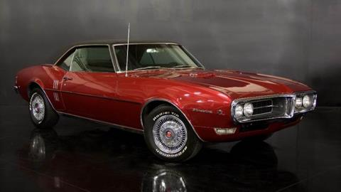 1968 Pontiac Firebird for sale in Milpitas, CA
