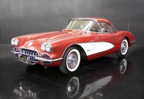1960 Chevrolet Corvette for sale in Milpitas, CA