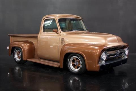 1955 Ford F-100 for sale in Milpitas, CA