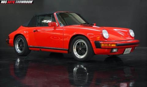 1989 Porsche 911 for sale in Milpitas, CA