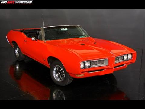 1968 Pontiac GTO for sale in Milpitas, CA