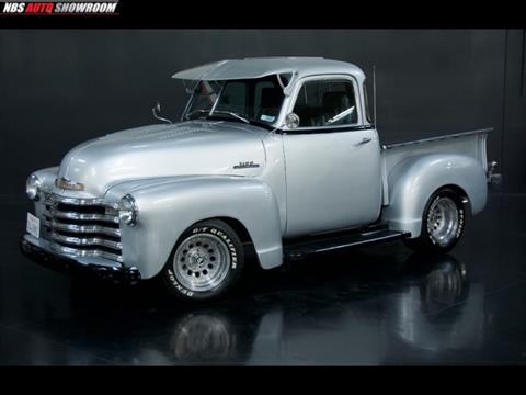 1953 Chevrolet 3100 for sale in Milpitas, CA