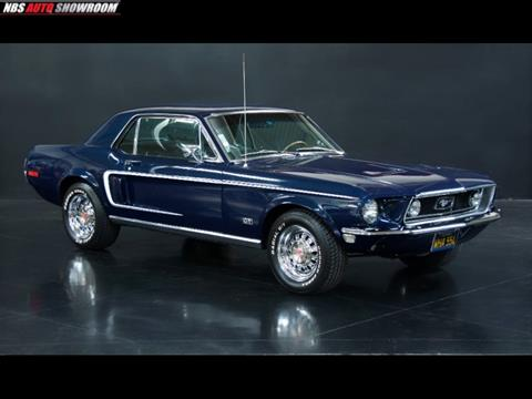 1968 Ford Mustang for sale in Milpitas, CA
