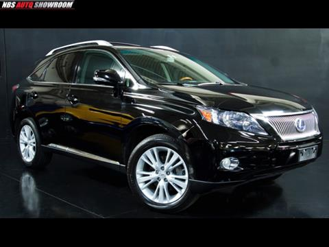 2012 Lexus RX 450h for sale in Milpitas, CA