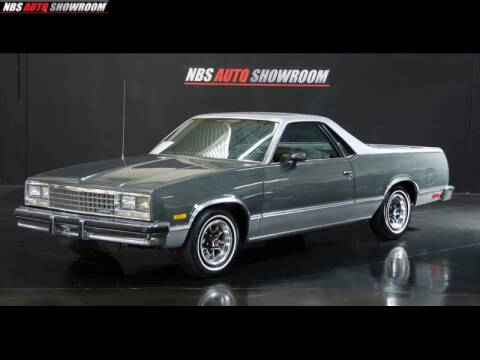 1983 GMC Caballero for sale at NBS Auto Showroom in Milpitas CA