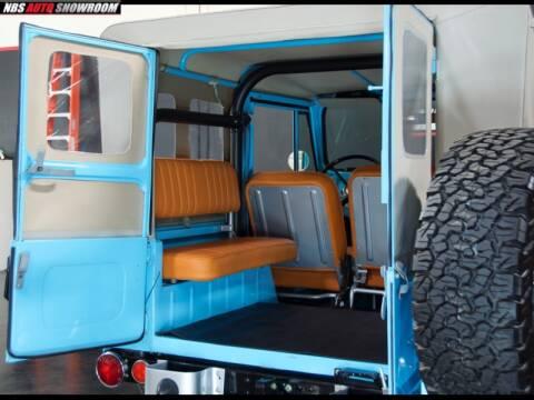 1967 Toyota Land Cruiser