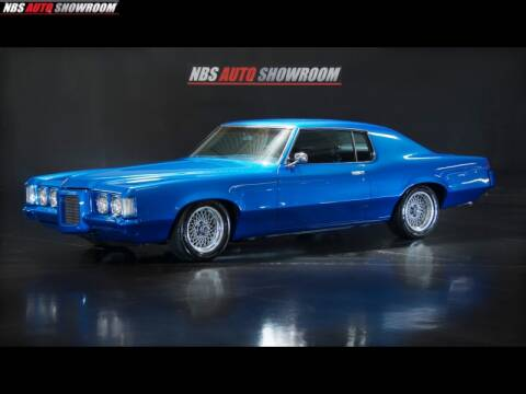 1969 Pontiac Grand Prix for sale at NBS Auto Showroom in Milpitas CA