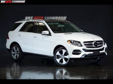 2016 Mercedes-Benz GLE for sale at NBS Auto Showroom in Milpitas CA